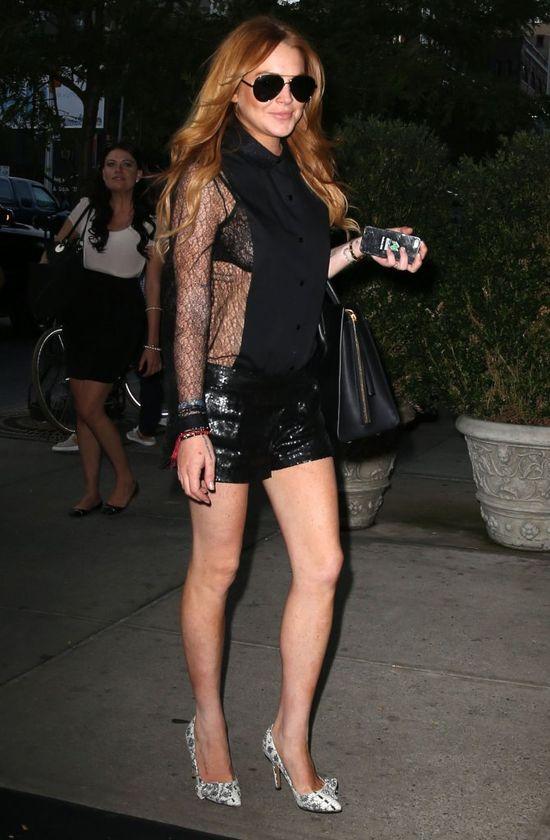 Ten film udowadnia, że Lindsay Lohan była MALETRETOWANA przez swojeg byłego!
