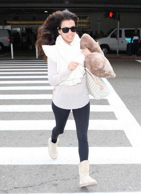 Eva Longoria zm�czenie chowa pod okularami (FOTO)