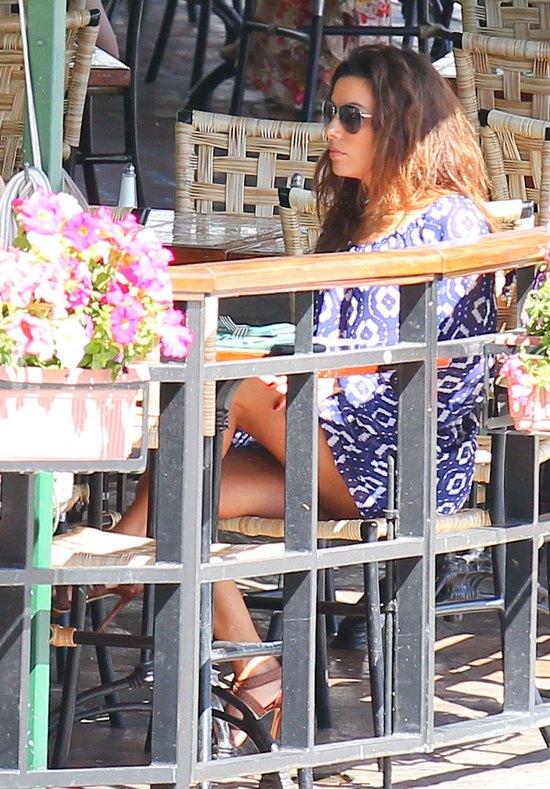 Tak Eva Longoria leczy swoje smutki (FOTO)