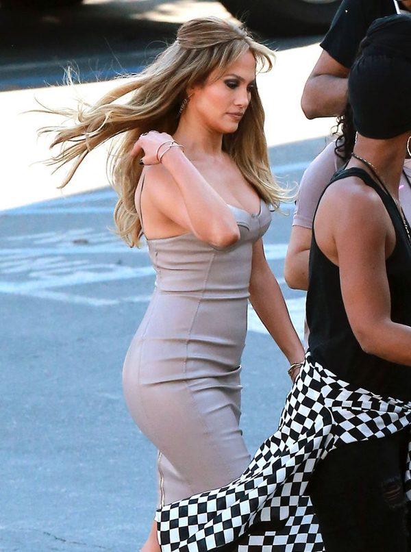 Czy to jeszcze Lopez czy już drag queen? (FOTO)