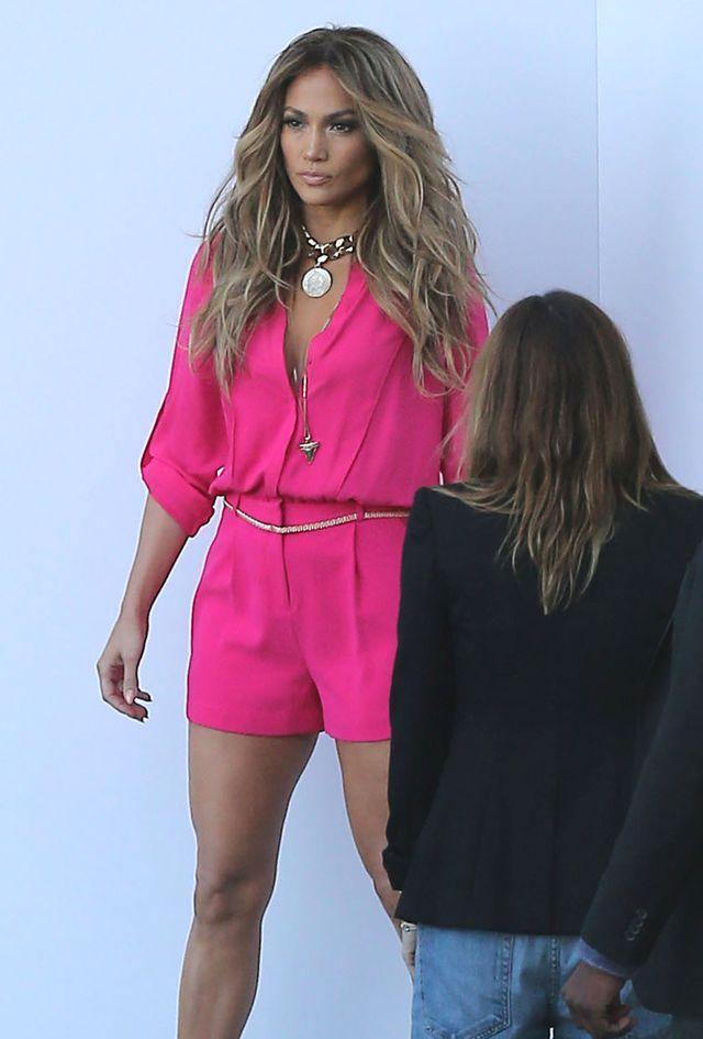 Mama mia! Jennifer Lopez to supersexy mama! (FOTO)