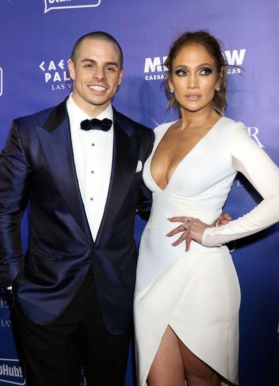 Jennifer Lopez musiała się