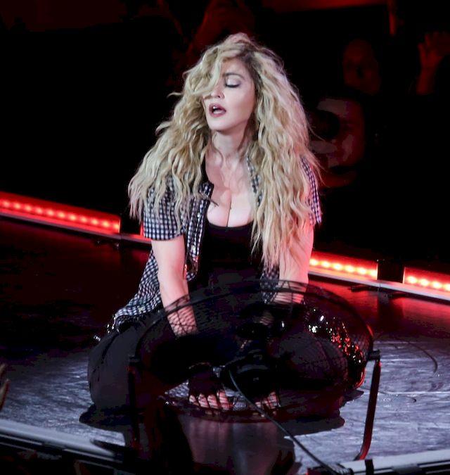 Madonna straci�a prawo do opieki nad synem!