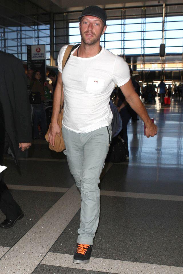 Chris Martin PO RAZ PIERWSZY o rozstaniu z Gwyneth Paltrow