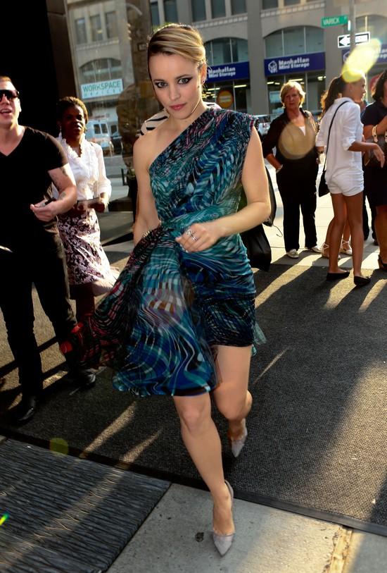 Rachel McAdams zagra w drugiej części serialu Detektyw