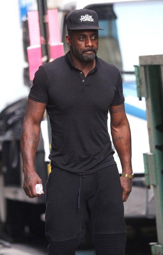Idris Elba zostanie nowym prowadz�cym w Top Gear?