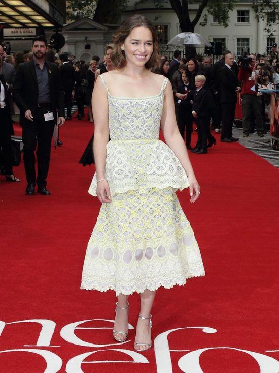 Emilia Clarke zauroczona Mattem LeBlanc! Zadał jej TO pytanie