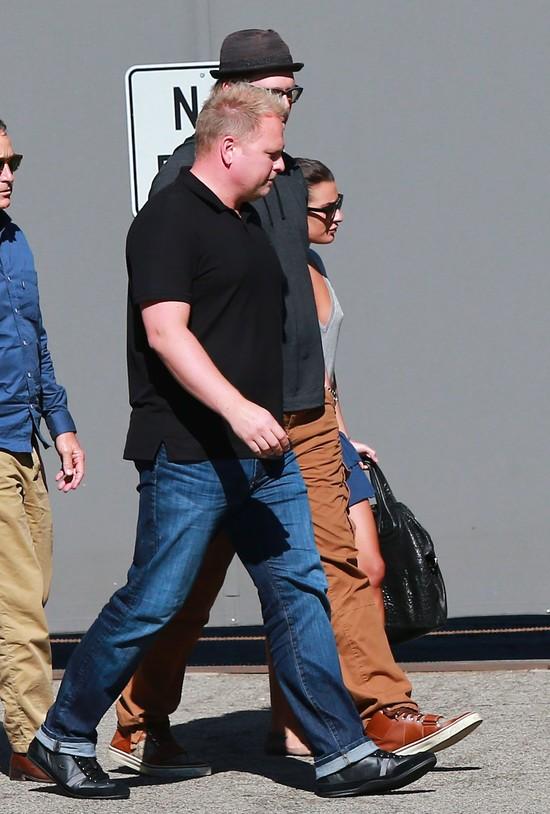 Lea Michele pierwszy raz od tragicznej śmierci chłopaka