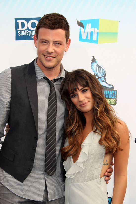 Nie żyje Cory Monteith - aktor serialu Glee
