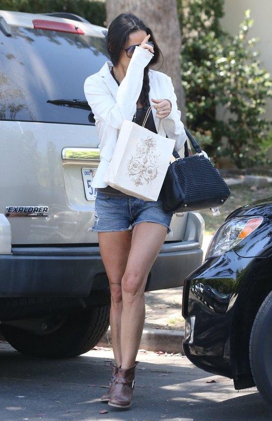 Demi Moore nareszcie odżyła (FOTO)