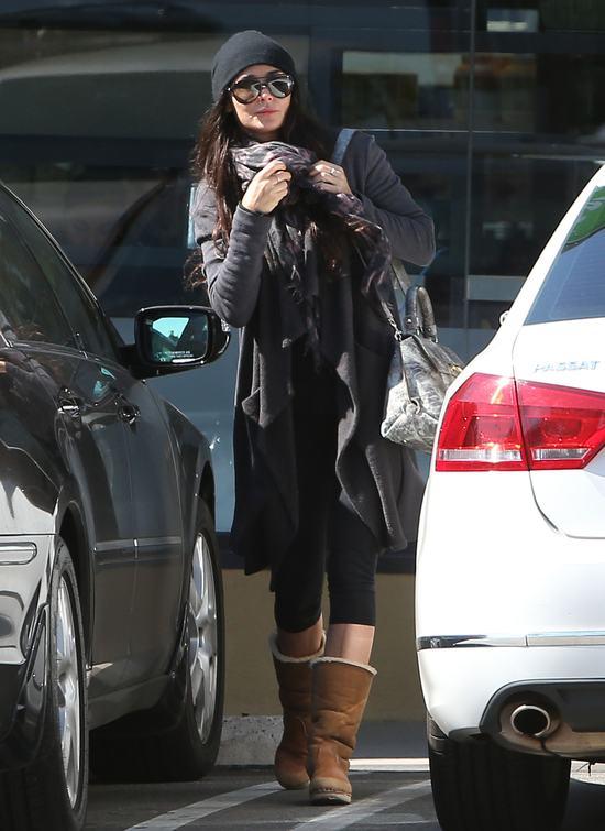 Demi Moore dba o powrót do formy (FOTO)