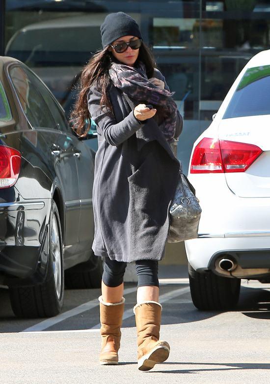Demi Moore dba o powr�t do formy (FOTO)
