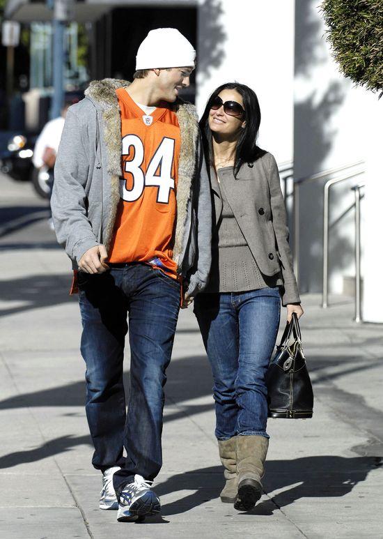 Ashton Kutcher złożył pozew o rozwód z Demi Moore