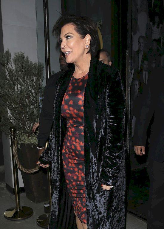 Szok! Kris Jenner chciała wydziedziczyć Roba Kardashiana?!