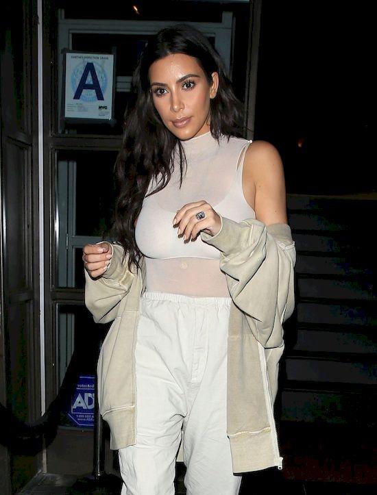 Kim Kardashian: Z�odzieje byli amatorami!