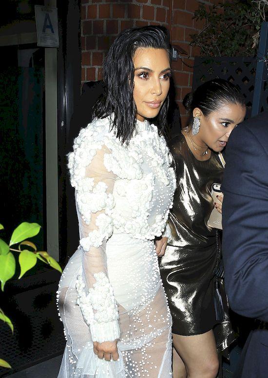 Kim Kardashian tłumaczy się ze swojej wpadki na Instagramie!