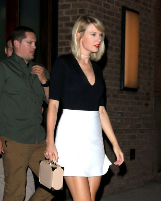 Taylor Swift śpiewa This Is What You Came For... na żywo! (VIDEO)