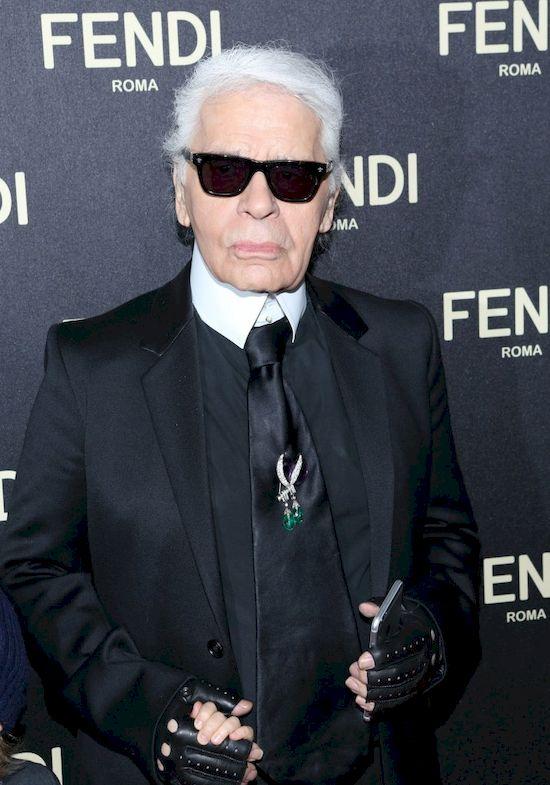 Karl Lagerfeld krytykuje Kim Kardashian! Sama jest sobie winna?