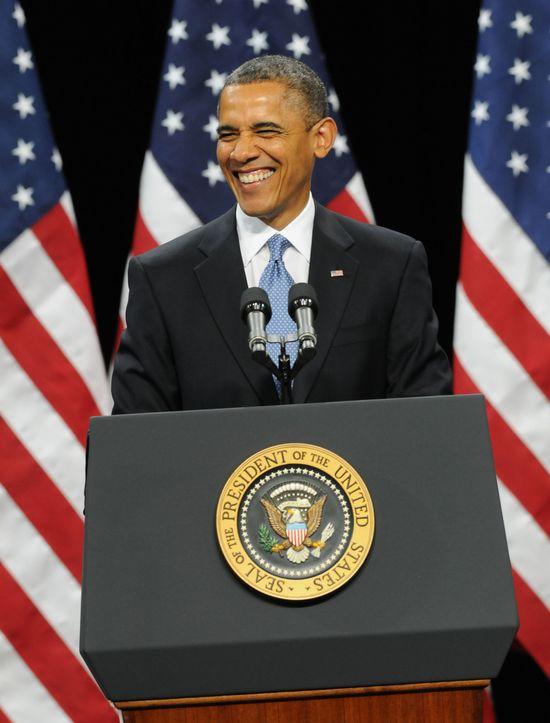 Obama ma grzywkę (FOTO)