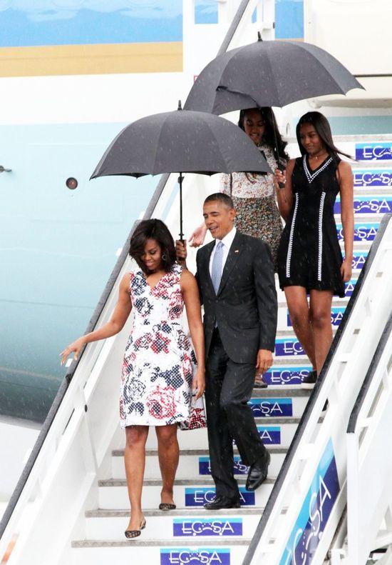 Córka Baracka Obamy, Malia, przyłapana na paleniu trawki!