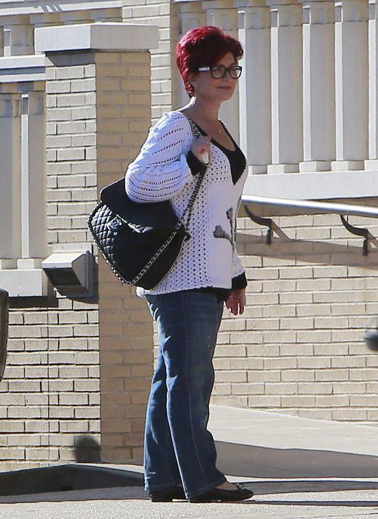 Kelly Osbourne już wróciła z wojaży po Europie (FOTO)