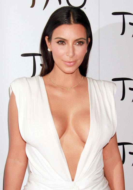 Tak bawiła się Kim Kardashian na swojej urodzinowej imprezie