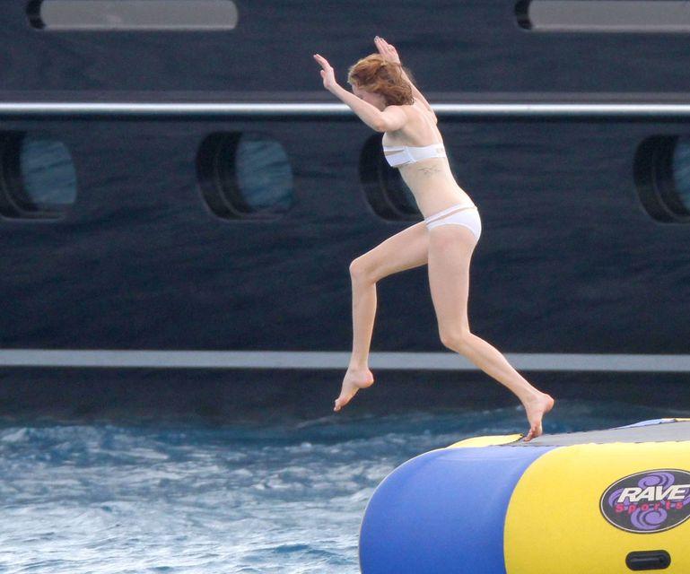 Lily Cole raczej nie wygrałaby polskiego Top Model (FOTO)