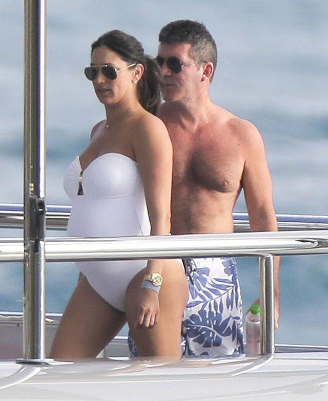 Simon Cowell - 54-latek zostanie tatusiem (FOTO)