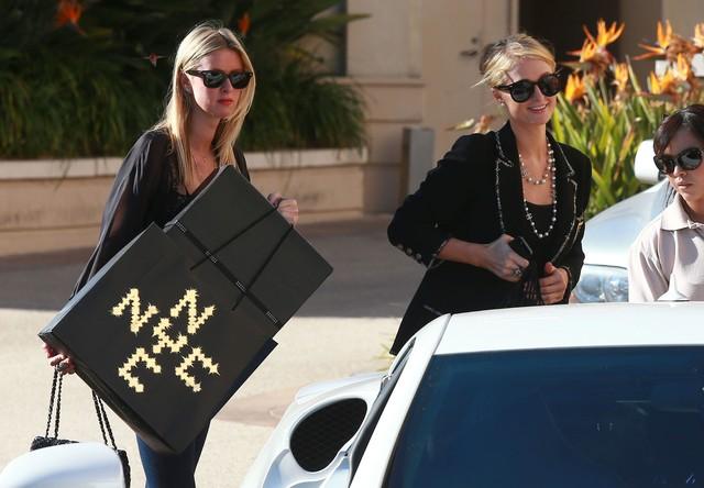 Jak Hiltonówny przygotowywały się do Świąt? (FOTO)
