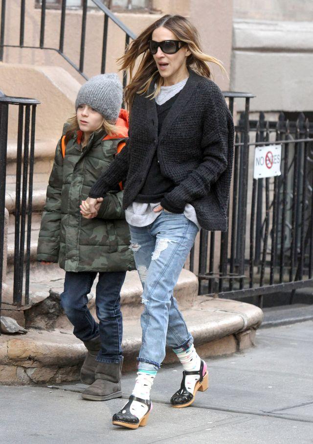 Sarah Jessica Parker nie powinna nosić szpilek