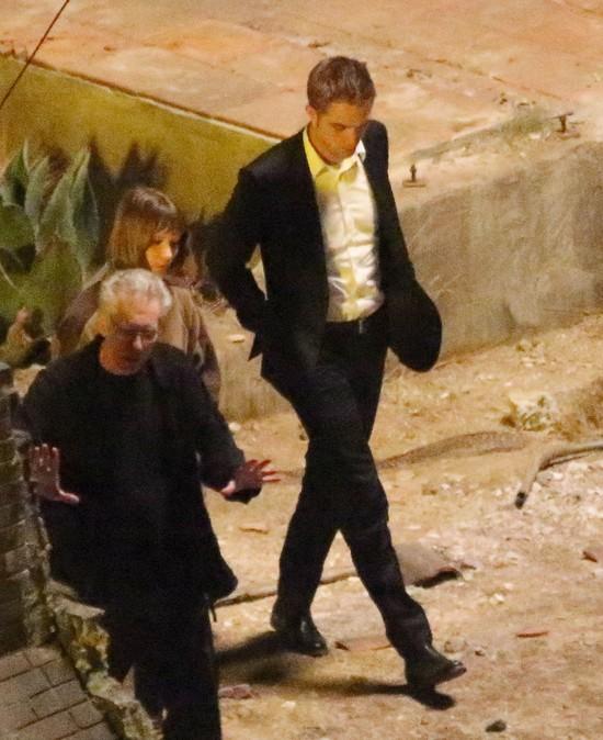 Tak całuje Robert Pattinson (FOTO)