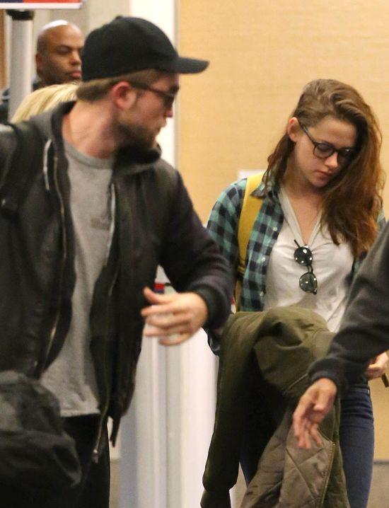 Kristen Stewart - Robert wrócił, ona przestała się malować