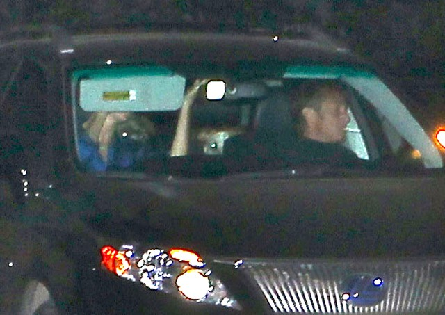 Charlize Theron i Sean Penn - romans trwa (FOTO)