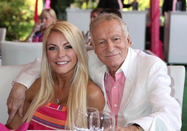 Hefner kupił swojej żonie posiadłość za 5 milionów dolarów