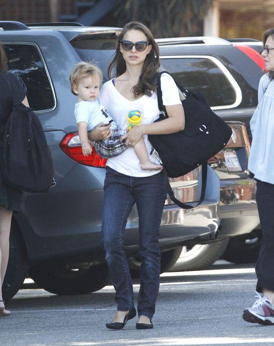 Do kogo podobny jest Aleph, synek Natalie Portman? (FOTO)