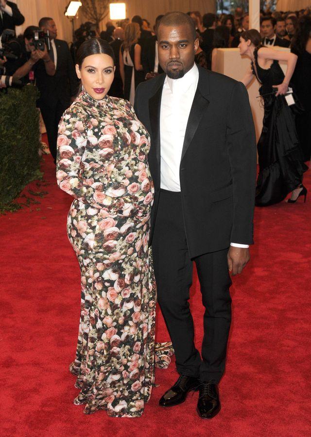 Kim Kardashian podpadła wszystkim kobietom w ciąży?