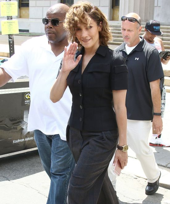 Nowe wiadomości na temat ciąży Jennifer Lopez!