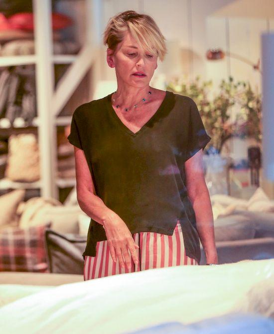 Sharon Stone ma problemy z psychopat�! Fanatyk nied�ugo wyjdzie z wi�zienia