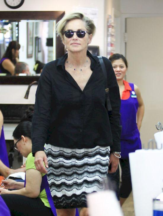 Sharon Stone ma problemy z psychopatą! Fanatyk niedługo wyjdzie z więzienia
