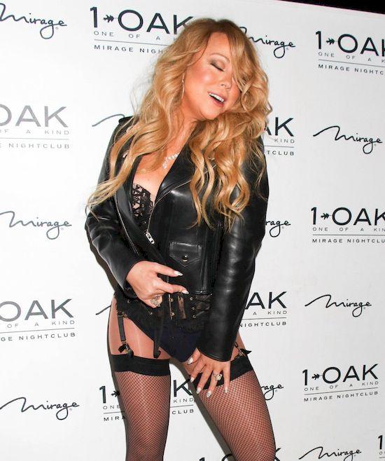 Nigdy nie uwierzysz, co Mariah Carey zrobi�a, kiedy us�ysza�a Beyonce!