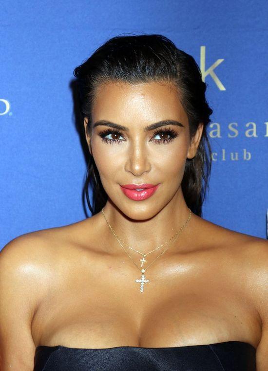 Calvin Harris bawił się na urodzinach Jennifer Lopez u boku... Kim Kardashian!