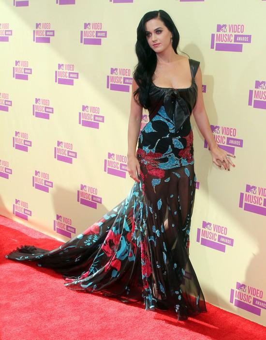 Gwiazdy na rozdaniu nagród MTV VMA (FOTO)