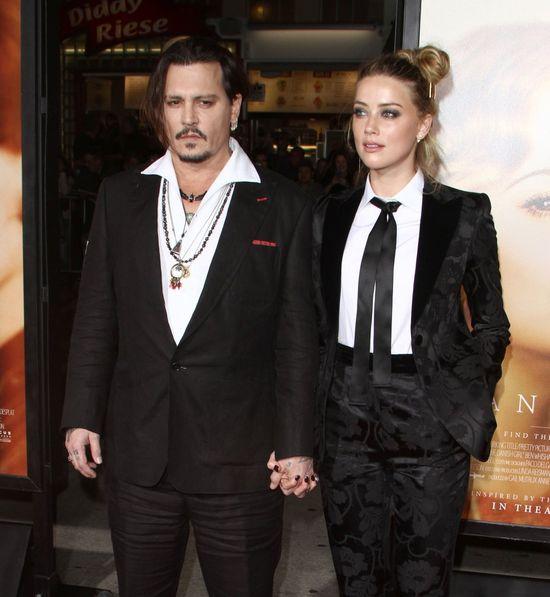 Do sieci wyciekł film, na którym Johnny Depp bije Amber Heard! (VIDEO)