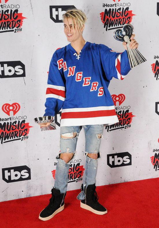 Fanki Justina Biebera otrzymały nagrodę iHeart Radio!