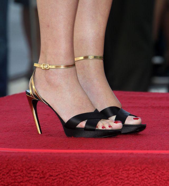 Kate Winslet nie wróciła do wagi sprzed ciąży (FOTO)