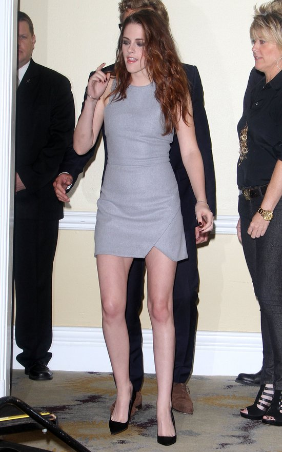 Kristen Stewart wcale nie wygląda jak szara myszka (FOTO)