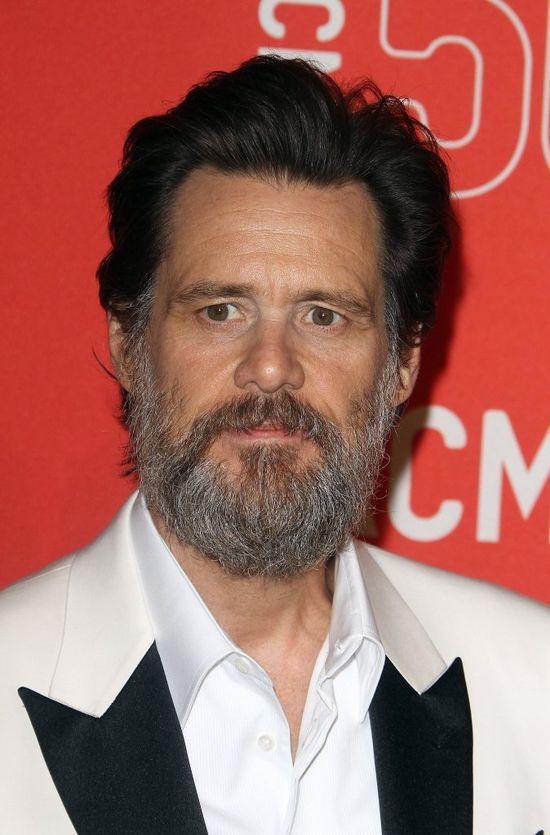 Jim Carrey komentuje swojej byłej partnerki, która popełniła samobójstwo