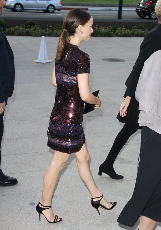 Czy mieszkanie w Paryżu zmieniło styl Natalie Portman? FOTO