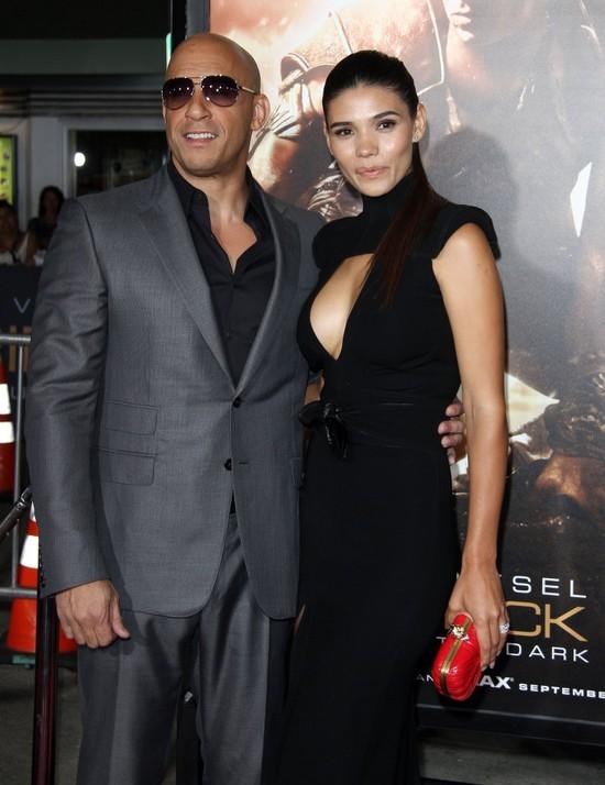 Jak Vin Diesel nazwał swoje nowo narodzone dziecko?