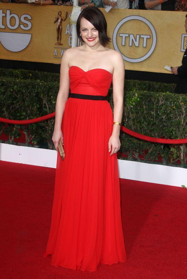 Elisabeth Moss jest idealną dziewczyną dla Toma Cruise'a